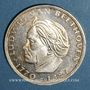 Monnaies Allemagne. 5 mark 1970 F. Beethoven