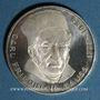 Monnaies Allemagne. 5 mark 1977 J. Charles Frédéric Gauss