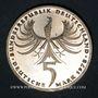 Monnaies Allemagne. 5 mark 1978 F. Balthasar Neumann