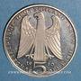 Monnaies Allemagne. 5 mark 1980 D. Vogelweide