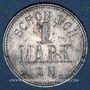 Monnaies Allemagne, Mandowsky, Waren und Möbel, 1 mark