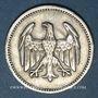 Monnaies Allemagne. République de Weimar. 1 mark 1925 A