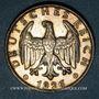 Monnaies Allemagne. République de Weimar. 2 reichsmark 1926 A