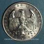 Monnaies Allemagne. République de Weimar. 3 mark 1922 A