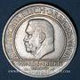 Monnaies Allemagne. République de Weimar. 3 reichsmark 1929 D. Verfassung
