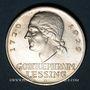 Monnaies Allemagne. République de Weimar. 3 reichsmark 1929D. Lessing