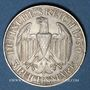 Monnaies Allemagne. République de Weimar. 3 reichsmark 1930A Zeppelin