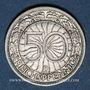 Monnaies Allemagne. République de Weimar. 50 reichspfennig 1928 D