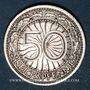 Monnaies Allemagne. République de Weimar. 50 reichspfennig 1928E
