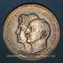Monnaies Anhalt. Frédéric II (1904-1918). 3 mark 1914A Noces d'argent