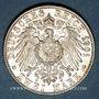 Monnaies Bade. Frédéric I, grand-duc (1856-1907). 2 mark 1901G