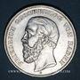 Monnaies Bade. Frédéric I, grand-duc (1856-1907). 5 mark 1900G