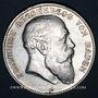 Monnaies Bade. Frédéric I, grand-duc (1856-1907). 5 mark 1903G