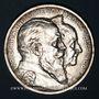 Monnaies Bade. Frédéric I, grand duc (1856-1907). 5 mark 1906. Noces d'or