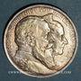 Monnaies Bade. Frédéric I, grand-duc (1856-1907). 5 mark 1906. Noces d'or