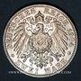 Monnaies Bavière. Otto (1886-1913). 2 mark 1904D
