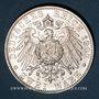 Monnaies Bavière. Otto (1886-1913). 2 mark 1907D