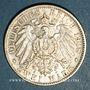 Monnaies Bavière. Otto (1886-1913). 2 mark 1908D