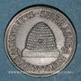 Monnaies Eggenfelden. Distriktssparkasse. 15 pfennig 1916