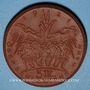 Monnaies Haute Silésie. Volksabstmmung. 5 mark 1921. Porcelaine