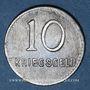 Monnaies Kaiserslautern. Ville. 10 pfennig 1918
