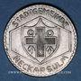 Monnaies Neckarsulm. Stadtgemeinde. 50 pfennig 1919
