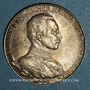 Monnaies Prusse. Guillaume II (1888-1918). 2 mark 1913 A. Jubilé
