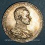 Monnaies Prusse. Guillaume II (1888-1918). 3 mark 1913 A. Jubilé