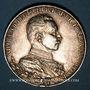 Monnaies Prusse. Guillaume II (1888-1918). 3 mark 1913A, Jubilé