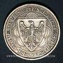 Monnaies République de Weimar. 3 reichsmark 1931A. Magdeburg