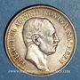 Monnaies Saxe. Frédéric Auguste III (1904-1918). 2 mark 1914E