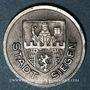 Monnaies Siegen. Ville. 10 pfennig 1918. Fer