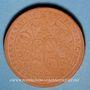 Monnaies Ulm. Regimenstaler de 1622.  Réédition historique en majolique