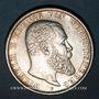Monnaies Wurtemberg. Guillaume II (1891-1918). 2 mark 1914F