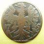 Monnaies Aix-la-Chapelle. 12 heller 1759MR