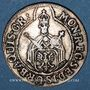 Monnaies Aix-la-Chapelle. 3 marck 1754