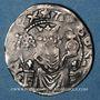 Monnaies Aix-la-Chapelle. Albert d'Autriche (1298-1308). Denier ou großpfennig