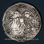 Monnaies Aix-la-Chapelle. Taler frappé au nom de Maximillien II, 1573