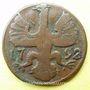 Monnaies Allemagne. Aix-la-Chapelle. 12 heller 1792