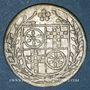 Monnaies Allemagne.  Archevêché de Mayence. Ansèlme François, baron d'Ingelheim (1679-1695). 2 albus 1693CB