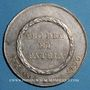 Monnaies Allemagne. Evêché de Fulda. Adalbert III von Harstall (1788-1803). 1/2 taler 1796