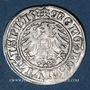 Monnaies Allemagne. Isny. Ville. 1/2 batz 158 (= 1508)
