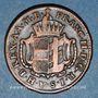 Monnaies Allemagne. Possessions autrichiennes. François II (1792-1805). 1 kreuzer 1793H. Hall