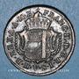 Monnaies Allemagne. Possessions autrichiennes. François II (1792-1805). 1 kreuzer 1794H. Hall