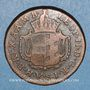 Monnaies Allemagne. Possessions autrichiennes. Léopold II (1790-1792). 1 kreuzer 1792H. Hall