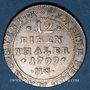 Monnaies Anhalt-Bernbourg.  Alexius Frédéric Christian (1796-1834). 1/12 taler  1799HS
