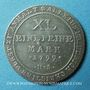 Monnaies Anhalt-Bernbourg.  Alexius Frédéric Christian (1796-1834), 1/3 taler  1799HS