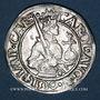 Monnaies Augsbourg. Ville. 12 kreuzer 1530