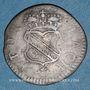 Monnaies Bade-Durlach. Charles IV Guillaume (1709-1738). 2 kreuzer 1737