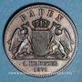 Monnaies Bade, Frédéric I, grand duc (1856-1907), 1 Gedenkkreuzer 1871